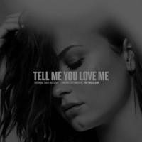 Demi Lovato tracklist de 'Tell Me You Love Me'