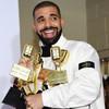 Drake acapara 13 premios Billboard y rompe récords