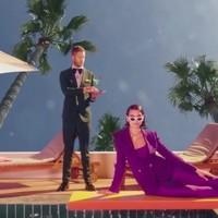 Dua Lipa y Calvin Harris estrenan el video de 'One Kiss'