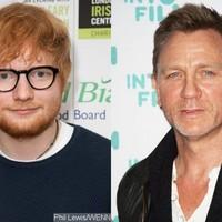 Ed Sheeran mejor opción para el tema de Bond 25