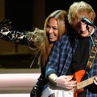 Ed Sheeran quiere colaboración con Beyoncé
