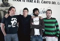 El Canto Del Loco prosigue su gira sin su batería
