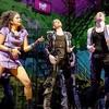 El cantante de Green Day actúa en Broadway