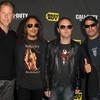 El concierto de Metallica en India acaba en desastre