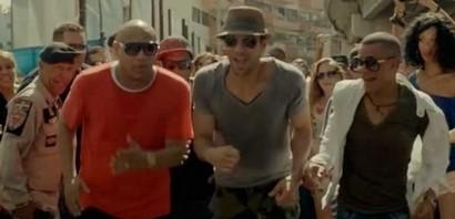 Enrique Iglesias Récord de Billboard con 'Bailando'