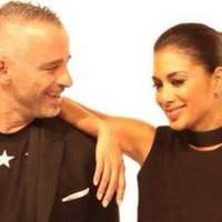 Eros RamazZotti y Nicole Scherzinger en el video de 'Hasta el éxtasis'