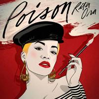 Escucha 'Poison' lo nuevo de Rita Ora