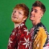 Escucha el dueto de Ed Sheeran y Justin Bieber 'I Don't Care'