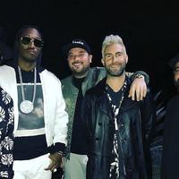 Escucha lo nuevo Maroon 5 'Cold' feat. Future
