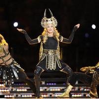 Espectacular show de Madonna en la Super Bowl