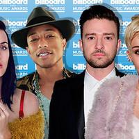 Finalistas a los Premios Billboard 2014