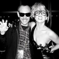 Gaga confirma su película con Richardson