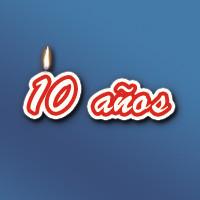 Ganador del Ipod por nuestro 10º aniversario