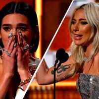 Grammys 2019, ganadores; Lady Gaga, Dua Lipa y Cardi B triunfan