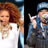 Janet Jackson feat.Missy Elliott en Burnitup!