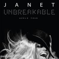 Janet Jackson regresa con disco y gira 'Unbreakable World Tour'