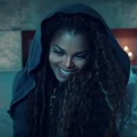 Janet Jackson video comeback 'No sleep'