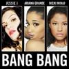 Jessi J trío con Ariana Grande y Nicki Minaj en 'Bang Bang'