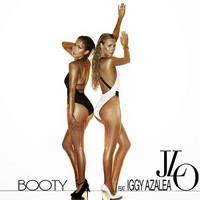 Jlo con Iggy Azalea en el remix de 'Booty'
