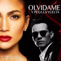 Jlo vuelve con Marc Anthony en el cover de 'Olvídame y pega la vuelta'