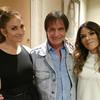 Jlo y Roberto Carlos cantan 'Chegaste' en portugués