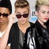 Justin Bieber y Miley Cyrus se juntan en 'Twerk'