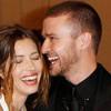 Justin Timberlake, un papá feliz