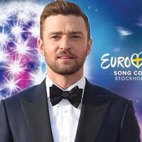Justin Timberlake actuará en el Festival de Eurovisión 2016