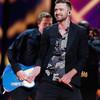 Justin Timberlake cautiva a Europa en Eurovisión