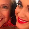 Katy Parry comprometida en la campaña de Hillary Clinton