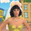 Katy Perry actúa en Barrio Sésamo