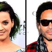 Katy Perry ficha a Lenny Kravitz para la Super Bowl