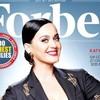 Katy Perry la artista mejor mejor pagada según Forbes