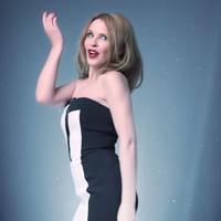 Kylie estrena el video benéfico 'Crystallize'