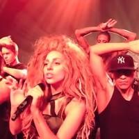 Lady Gaga concierto completo en el iTunes Festival
