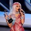 Lady Gaga en el Salón de la Fama del Rock