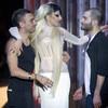 Lady Gaga en la pasarela de París