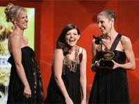 Las Dixie Chicks triunfan en los Grammy