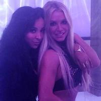 Lo nuevo de Britney Spears con Tinashe  'Slumber Party'