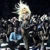 Los fans de lady Gaga hacen cola en Barcelona