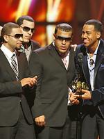Los ganadores de los premios Lo Nuestro 2010