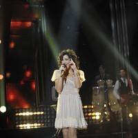 Lucía Pérez, representante española en Eurovisión