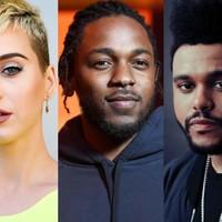 MTV VMA Kendrick Lamar el mas nominado
