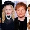 Madonna, Ariana Grande, Ed Sheeran y ACDC en los Grammy 2015