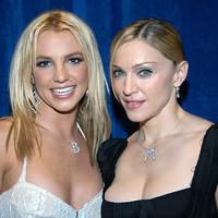 Madonna felicita a Britney con una versión de 'Toxic'