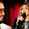 Madonna y Maluma de fiesta por Portugal