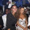 Mariah Carey y Beyonce celebraron juntas el Fin de Año