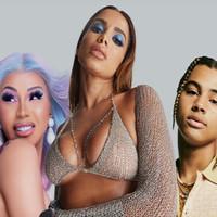 Me Gusta de Anitta con nuevo remix junto a Cardi B y 24kGoldn