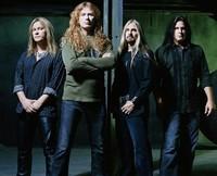 Megadeth tocará en vivo en España