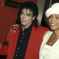 Michael Jackson y Whitney Houston vivieron un ¿romance?